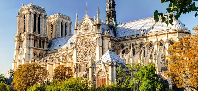 [新聞] 除了巴黎聖母院,歐洲還有哪些必去教堂?