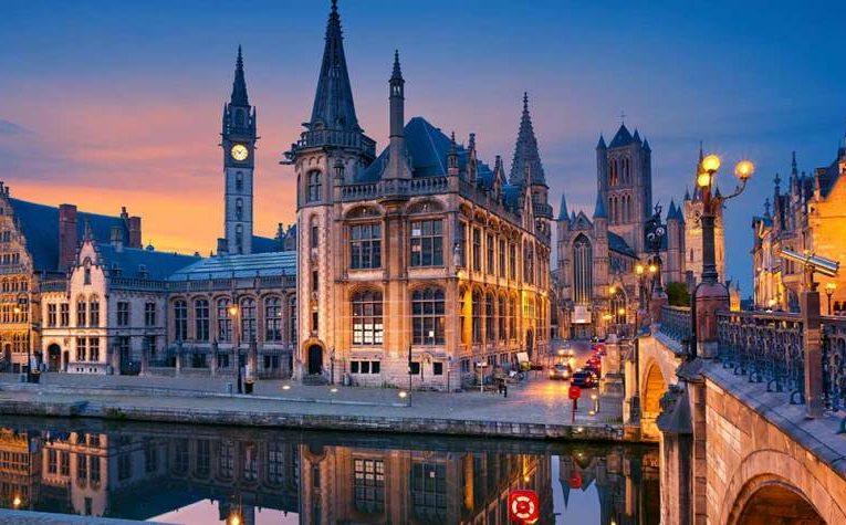 [新聞] 遊遍歐洲,感受比利時文化融合魅力